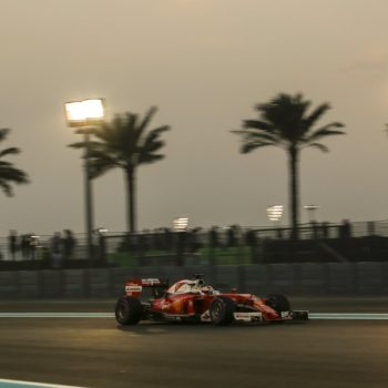 Le FP3 di Abu Dhabi si tingono di rosso: 1° Vettel, con le Mercedes che si nascondono