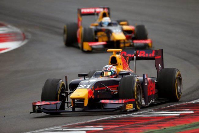 GP2, Gasly straccia tutti ad Abu Dhabi, Giovinazzi 5° tra problemi