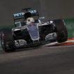 Hamilton vola ad Abu Dhabi: è Pole! 2° Rosberg, che teme la strategia RedBull
