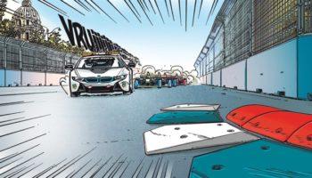 Michel Vaillant sbarca in Formula E! (No-spoiler review)