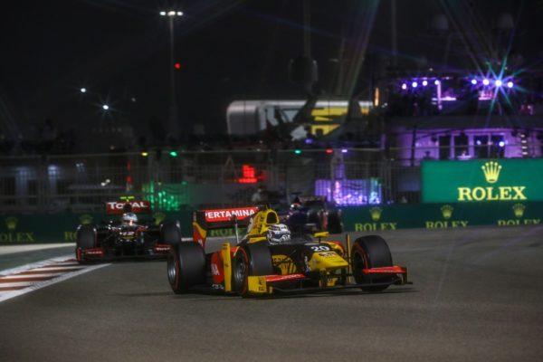 Le GP2 ad Abu Dhabi