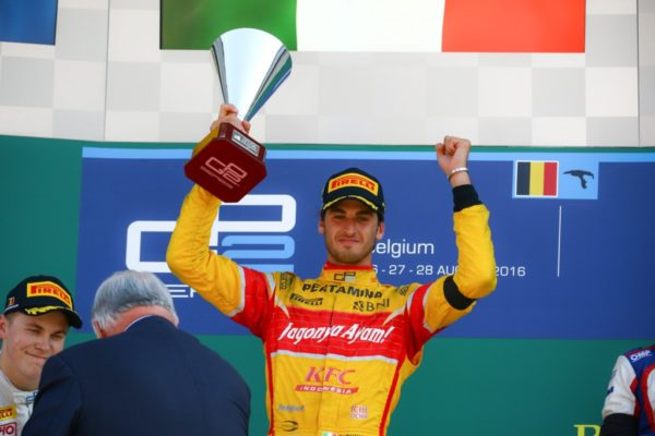 Colpo di scena in casa Ferrari: Antonio Giovinazzi vicino alla FDA