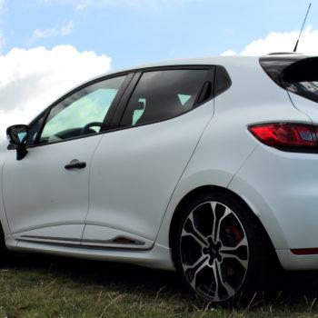 Renault Clio RS Trophy: ecco la Photogallery del Test
