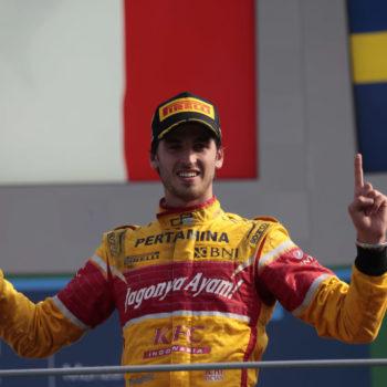 Marchionne dà l'ufficialità: Antonio Giovinazzi è il nuovo terzo pilota della Ferrari