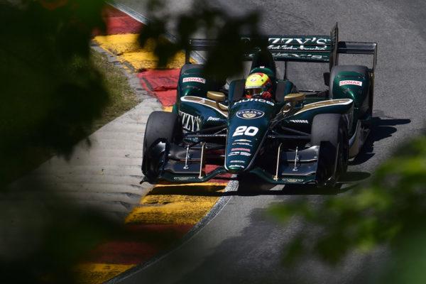 Pigot vuole la macchina più ambita della IndyCar