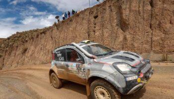 La PanDAKAR si racconta: ecco la prima settimana di Dakar vista con gli occhi di Verzeletti