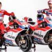 Presentata la Ducati GP17 di Lorenzo e Dovizoso