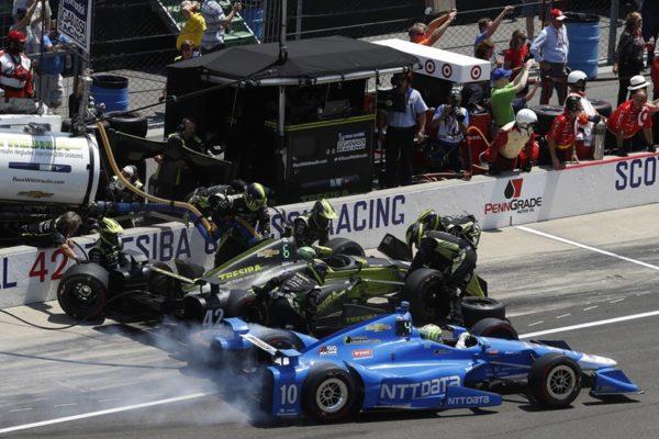 Tutte le news della IndyCar