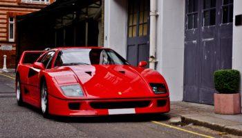 Ferrari F40: l'ultimo acuto del Drake