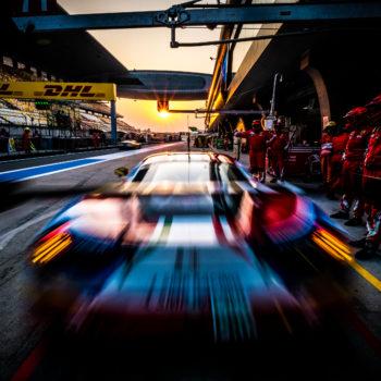 AF Corse corre ai ripari: Test a Vallelunga per trovare il sostituto di Gimmi Bruni