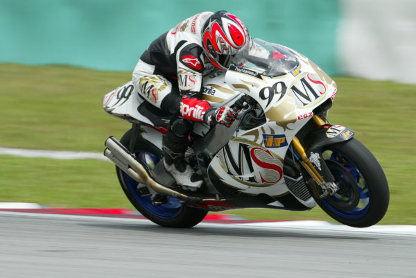 McWilliams, Malaysian MotoGP, 2004