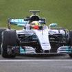 Mercedes svela la W08 Hybrid: e Hamilton e Bottas fanno già paura