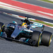 Test Barcellona, Day 2: Hamilton detta ancora il passo e Ferrari insegue. La McLaren cambia un'altra PU!