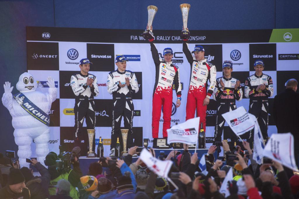 Latvala prende tutto: vittoria della gara, Power Stage e leadership della classifica