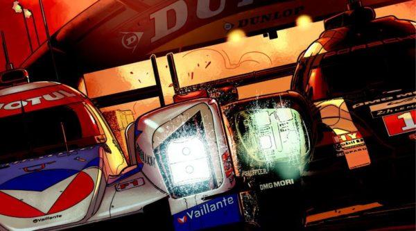 Michel Vaillant tornerà a Le Mans con un albo rivoluzionario!