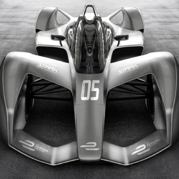 La Spark immagina la nuova Formula E, mentre a Parigi registrano le nuove marche…