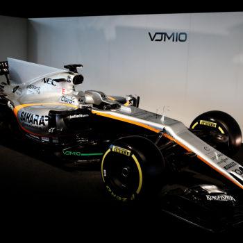 Force India presenta la VJM10: prima analisi della monoposto di Ocon e Perez