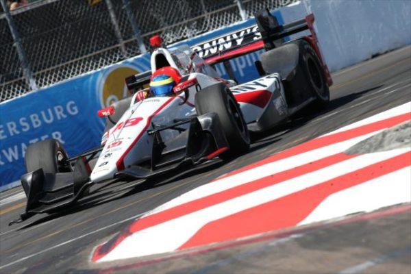 Colpo di scena in IndyCar: volano le Honda, Bourdais vince a St. Petersburg davanti a Pagenaud