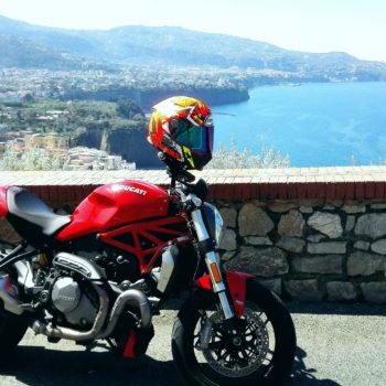 Primo contatto: Ducati Monster 1200 MY 2017