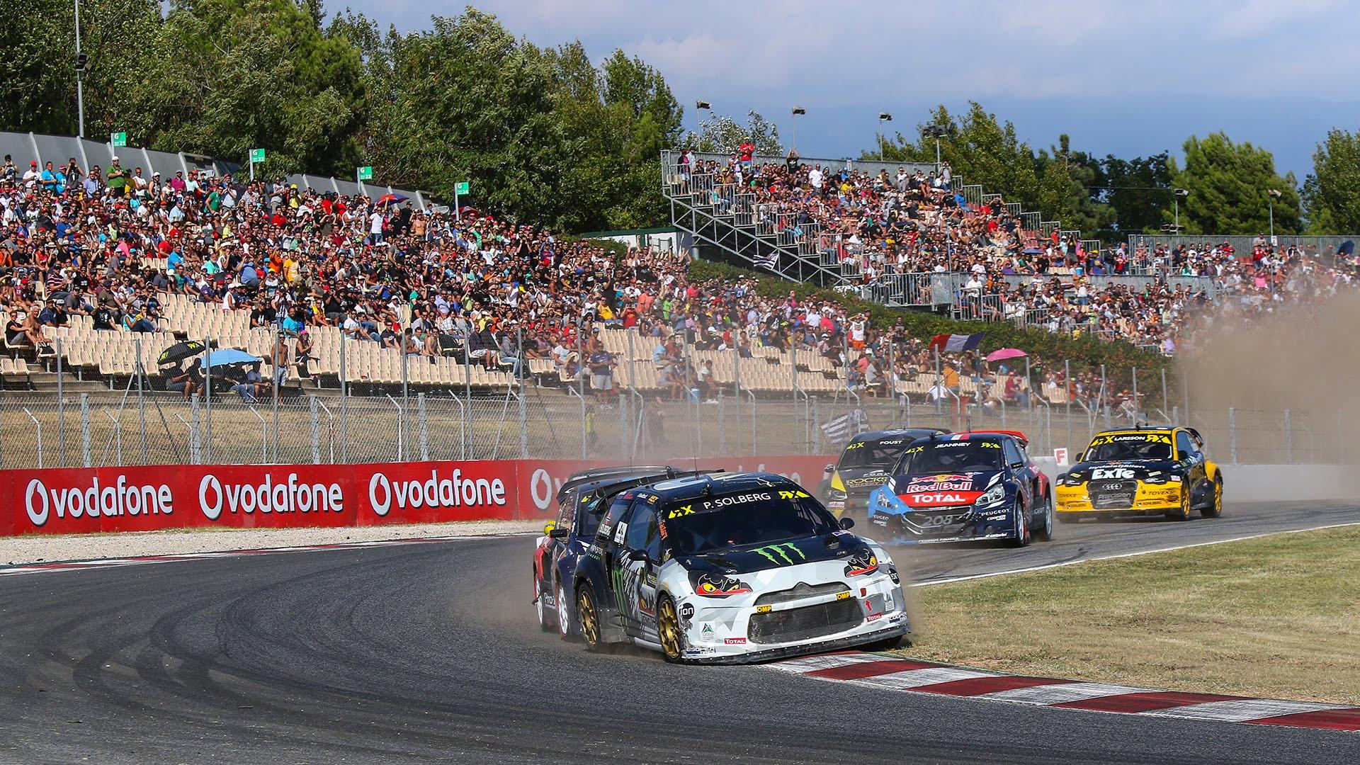 Ha inizio anche il campionato Rallycross! Info e orari del Round catalano