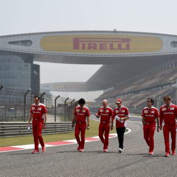 Info, orari e record: guida al GP di Cina di F1