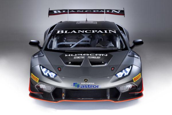 Lamborghini Huracàn Super Trofeo © Lamborghini Squadra Corse