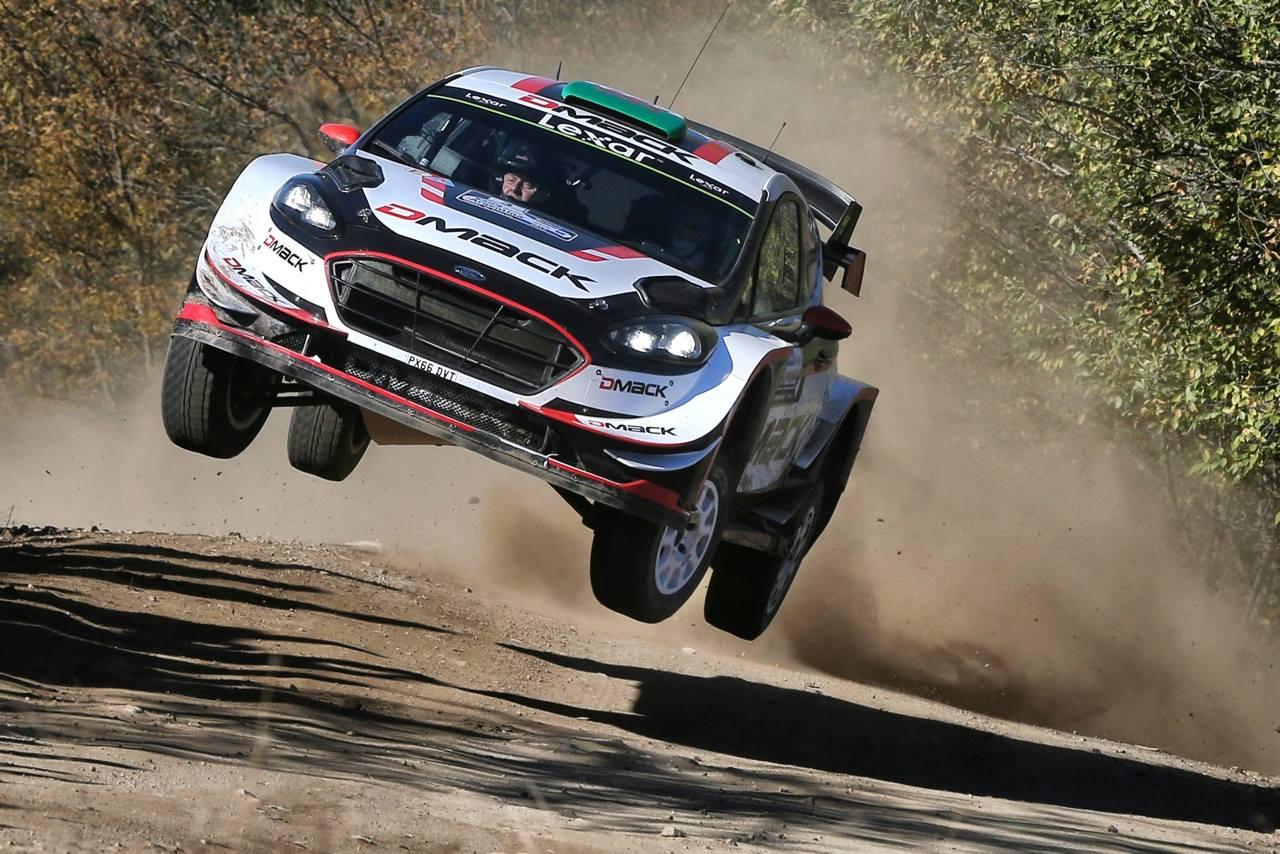 Nel WRC è Crashgentina! In un venerdì devastante, Evans è dominatore a sorpresa.