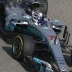 Sono nel segno Mercedes i test del Bahrain: Bottas svetta nel Day 2. 2° Vettel, bene McLaren