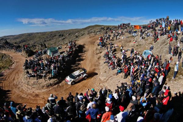 Oggi al via il 37esimo Rally di Argentina... senza Lefebvre!