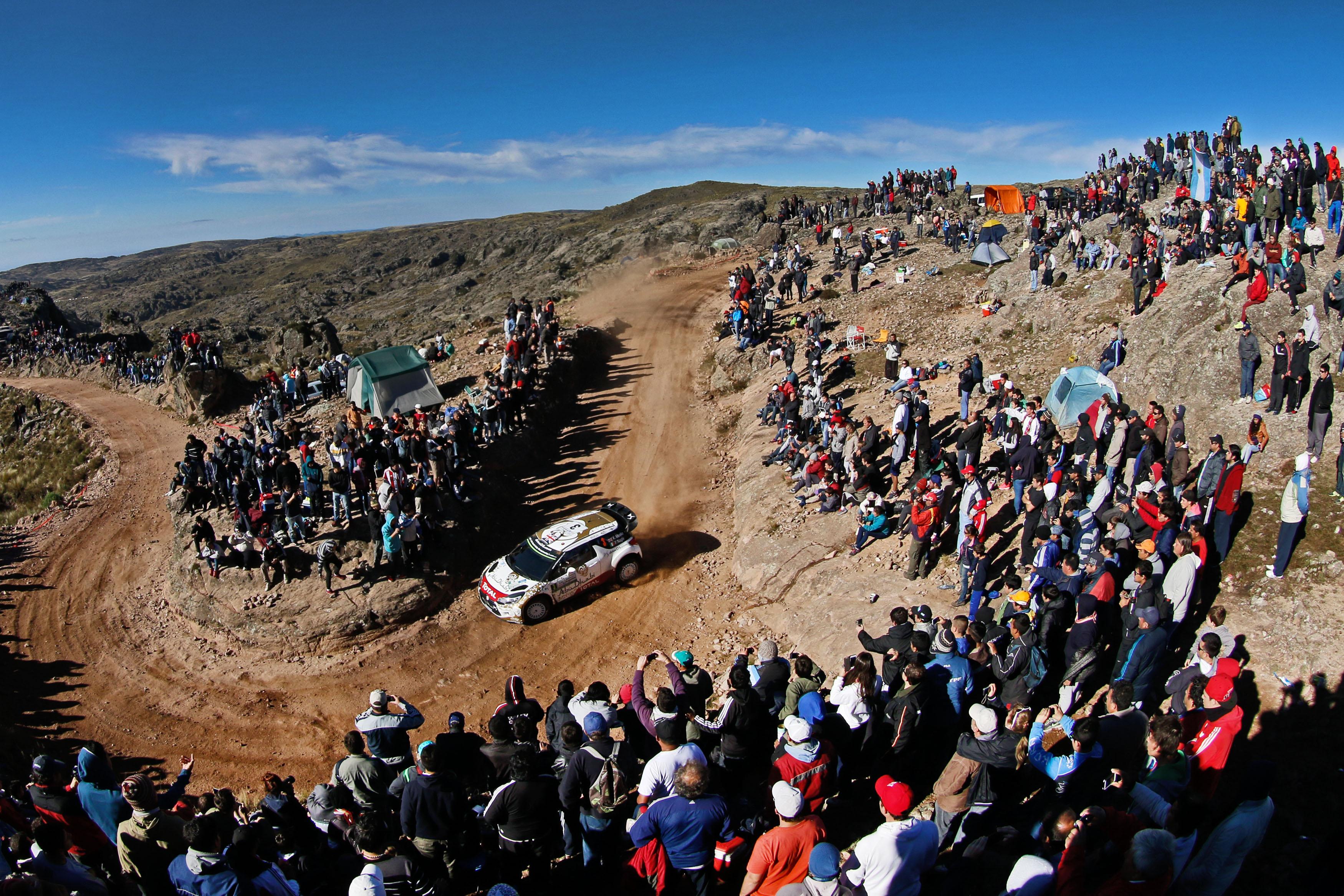 Oggi al via il 37esimo Rally di Argentina… senza Lefebvre!