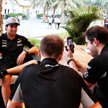 Tra report, siti e profili social: la F1 vista con gli occhi di un Addetto Stampa di un team