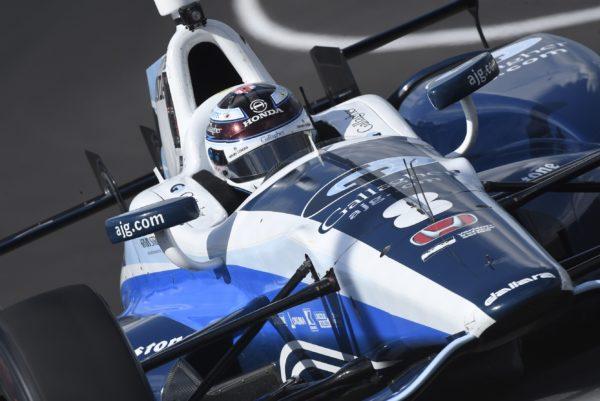 Chilton ha condotto la penultima fase di gara