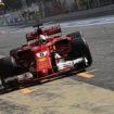La nuove PU montata sulla SF70-H di Vettel non convince: montata la terza unità