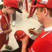 Retroscena da Barcellona: è stata la Scuderia Ferrari a portare nel Paddock il piccolo Thomas!