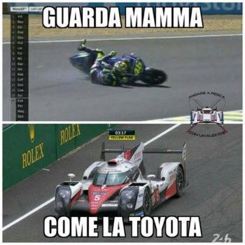 Pagelle Rimappate MotoGP Le Mans