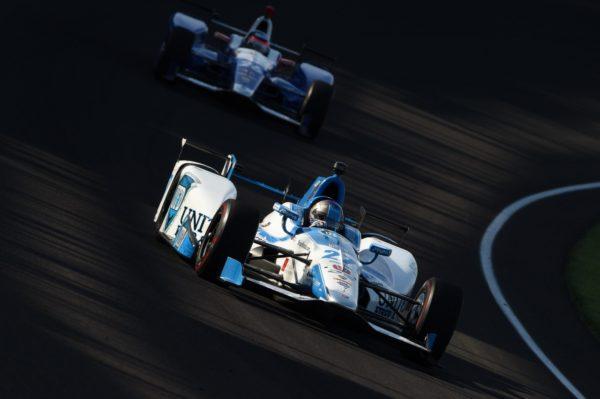 Marco Andretti e Takuma Sato
