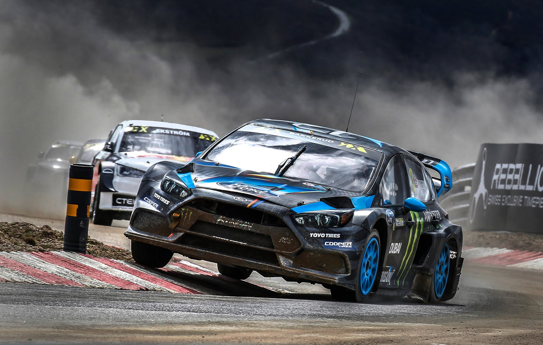Mondiale Rallycross: tutti ad Hockenheim per scalzare Ekstrom dal trono