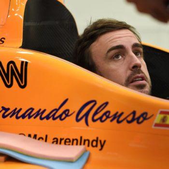 Alonso è pronto per la 500 miglia di Indianapolis? Ieri ha sfondato i 350km/h di media