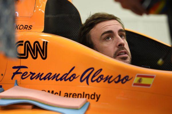 Alonso è pronto per la 500 miglia di Indianapolis?