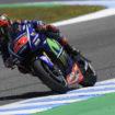 Nei test di Jerez torna davanti Vinales. A meno di un decimo entrambe le Honda, solo 21° Rossi