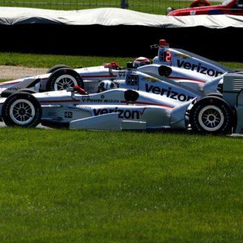 Will Power vince ai box un all-green GP d'Indianapolis: la strategia affoga Castroneves