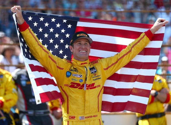 Ryan Hunter-Reay vince la 500 Indy 2014