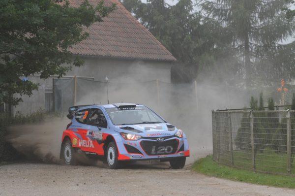 Rally Poland, Mikolajki 26-29 06 2014
