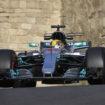Dopo un venerdì nell'ombra, a Baku risorge Lewis Hamilton: è Pole! Ad oltre 1″ le Ferrari