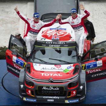 Citroen annuncia che Meeke non correrà il Rally di Polonia. Al suo posto ci sarà Mikkelsen