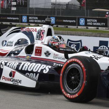 IndyCar, Graham Rahal concede il bis: scala nove posizioni in due gare! Newgarden recupera, Sato delude