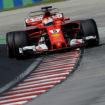 La Pole del GP d'Ungheria se la prende Vettel, con Raikkonen 2°. Poi Mercedes e RedBull