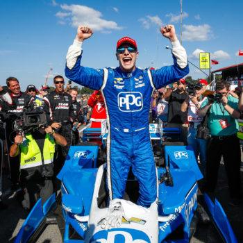 Newgarden cala il tris: vince MidOhio e adesso è in testa alla classifica IndyCar!
