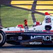 IndyCar, Castroneves vince e salta in alto: Power perde l'occasione, brillano Hildebrand e Hunter-Reay