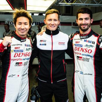 La Toyota #7 si prende la Pole al Nürburgring, inseguono le 919 H. Bene il Jackie Chan Racing, male AF Corse